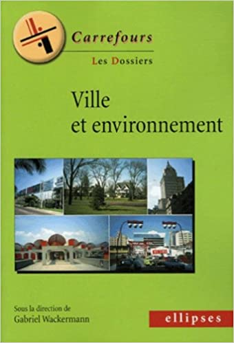 Livre gratuits en ligne Ville et environnement epub, pdf