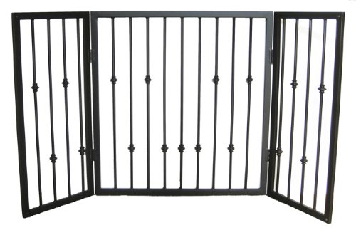Emperor Rings Free Standing Dog Gate by NMN Products