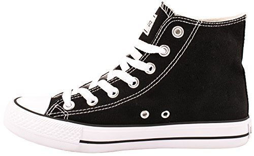 Elara - Pantofole a Stivaletto Donna, nero (nero), 43 EU