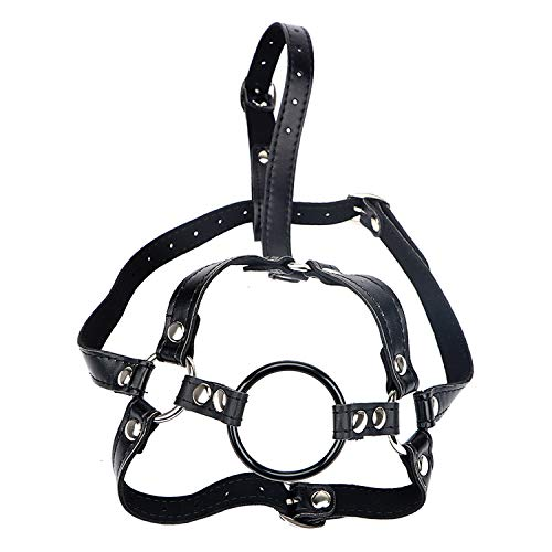 Dog Leather Harness