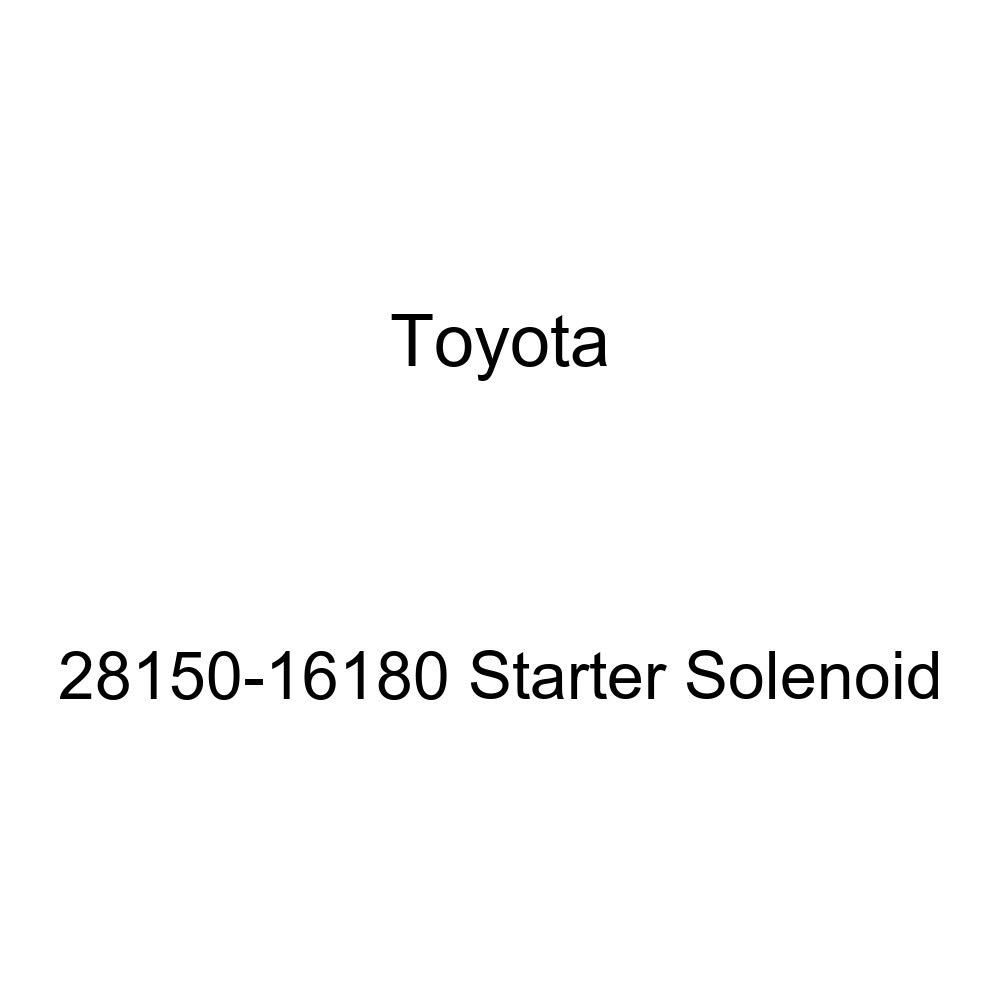 Toyota 28150-16180 Starter Solenoid