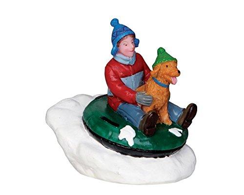 Lemax Village Collection Tubing Buddies Christmas Figurine (22057)