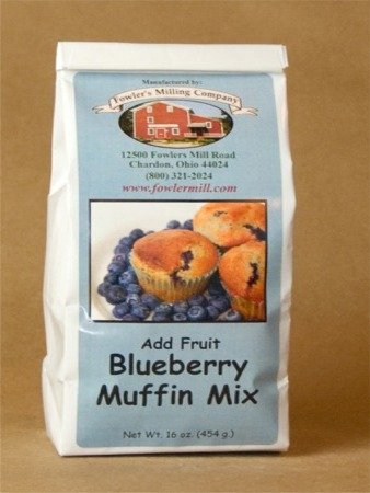 McCutcheon`s Blueberry Muffin Mix