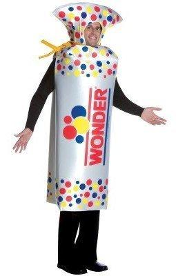 Adult Wonder Bread Costume -