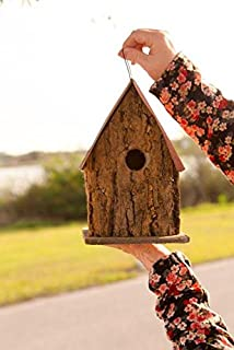 product image for DutchCrafters Rustic Bird House (Wren)