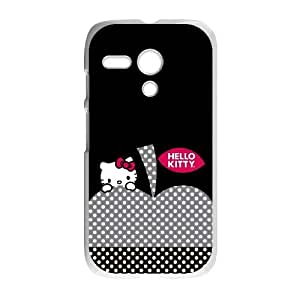 HK Polka Dot Apple Motorola G Cell Phone Case White phone component AU_509639