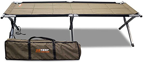 OzTent Gecko Camping Cot Stretcher