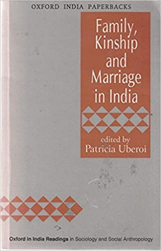 amazon family kinship and marriage in india oxford in india