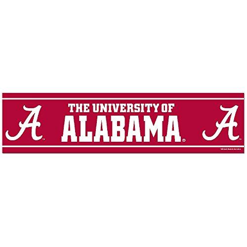 NCAA Alabama, University of WCR13245412 Bumper Strip, 3