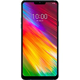LG G7 Fit 32GB 6.1″ Smartphone – GSM+CDMA Factory Unlocked for All Carriers – Aurora Black (US Warranty) by LG
