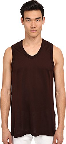 Brown Ringer Mens (Marc Jacobs Men's Ringer Tank Top Brown MD)