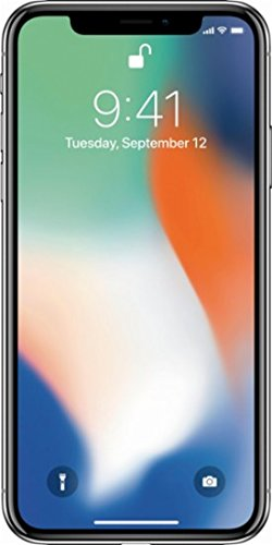 Apple Iphone X 256GB GSM Unlocked - US warranty (Silver)