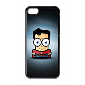 HOPPYS Super heros Phone Case For Iphone 5C [Pattern-4]