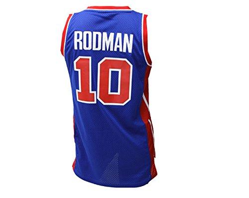 Adidas Camiseta Leyenda Dennis Rodman - Pistons: Amazon.es: Deportes y aire libre