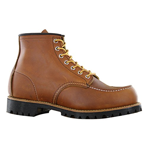 Red Wing Classic Moc 8147 Brown Mens Boots 8147 Brown