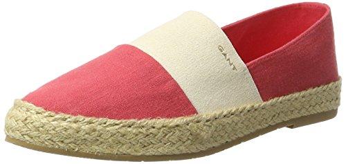 Gant Krista, Zapatillas de Estar por Casa para Mujer Pink (chrysanthemum/cream)