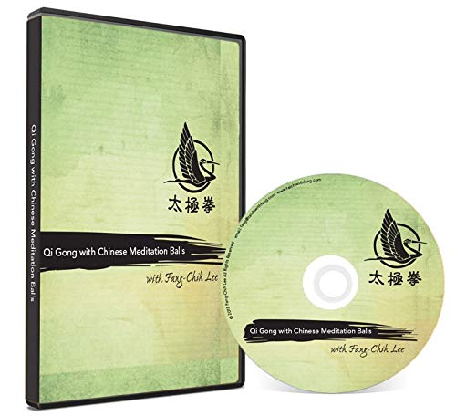 TAI CHI & QI GONG Master Qi Gong Balls DVD for Beginners The Daily Path to Health, Martial Arts, QI, Meditation Balls (QI GONG Balls (Advance)) ()