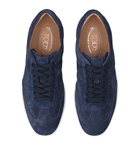 Tods Sneakers Uomo XXM08A0S480BYEU807 Pelle Blu