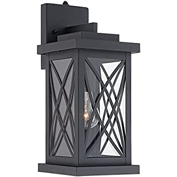 Woodland park black 15 h dusk to dawn outdoor light amazon woodland park black 15 h dusk to dawn outdoor light aloadofball Choice Image