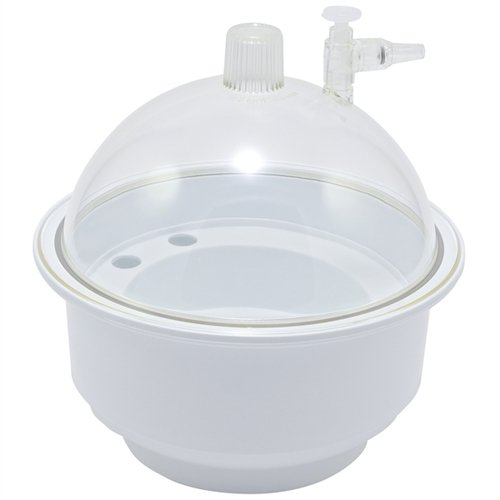 200mm Size Kimble Chase D1154-A2 Kimax 21070-200 Glass Desiccator Cover