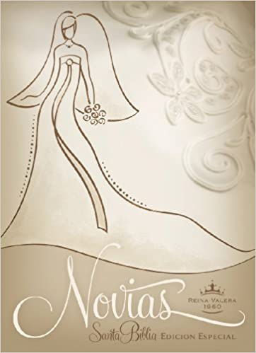 RVR 1960 Biblia Recuerdo de Boda para Novias (Spanish Edition) (Spanish) Imitation Leather – Bargain Price, October 1, 2009