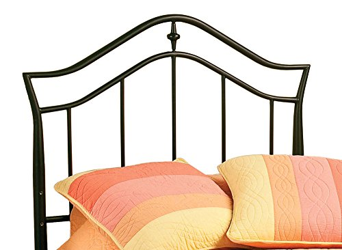 Hillsdale Imperial Classic Spindle Metal Duo Panel, Twin, No Bed Frame