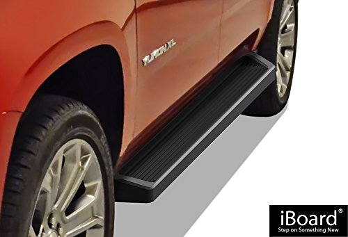 - APS iBoard (Black Powder Coated Running Board Style) Running Boards | Nerf Bars | Side Steps for 2005-2019 Chevy Suburban/GMC Yukon XL (Excl. Z71 & Hybrid) & 03-13 Avalanche Without Cladding