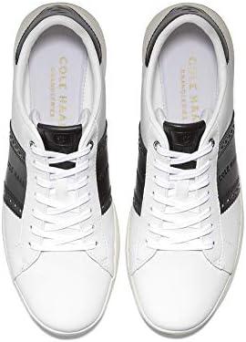 グランドプロ テニス クラシック エディション mens C33308 ホワイト/ブラック