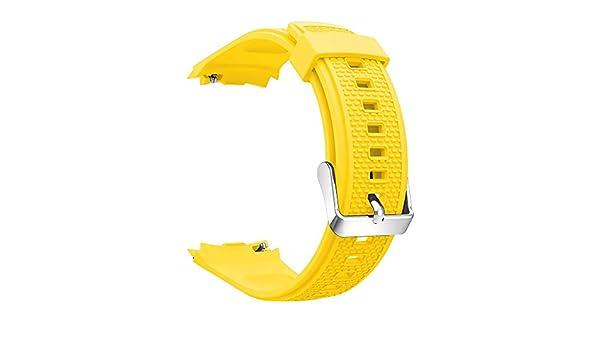 Qomomont Correa Compatible con Smartwatch Huawei Watch 2 ...