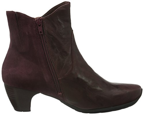 Think Ana, Zapatillas de Estar por Casa para Mujer Rojo - Rot (CHIANTI/KOMBI 35)