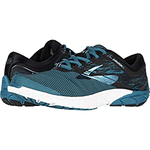 41hUd7uUE7L. SS300  - Brooks Women's PureCadence 7 Lagoon/Black/Multi 5 B US