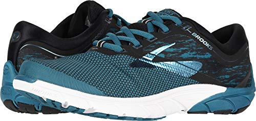 Brooks Women's PureCadence 7 Lagoon/Black/Multi 5 B US