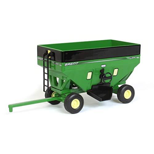 Spec Cast 1/64 Brent Green Gravity Wagon Cust-1723 (Gravity Wagon)