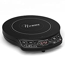 NuWave PIC Titanium 2015 Model Year 1800 Watts Cooktop