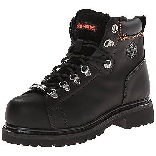 100d203e7427 well-wreapped Harley-Davidson Women s Gabby Steel Toe Work Boot ...
