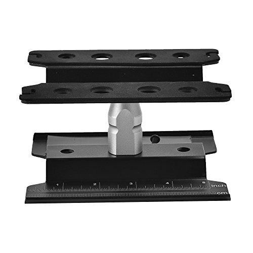 Work Stand Repair Workstation 360 Degree Rotation Lift//Lower Work Platform