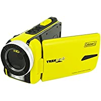 Coleman CVW20HD-Y Trek HD2 1080p Underwater Video Camcorder