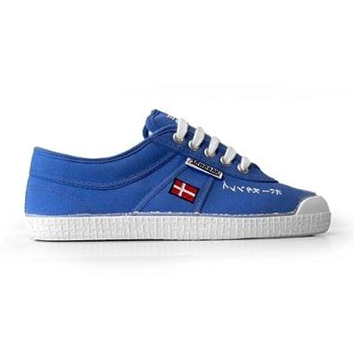 1a037a8453be29 Kawasaki 23 SP Edit, Baskets Basses Homme, Bleu-Azul, 42 EU: Amazon ...