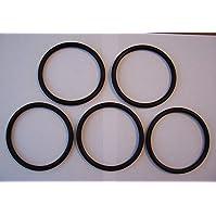 Koblenz Upright Vacuum Cleaner Belts (5-belts) part# 1208149 12-0814-9