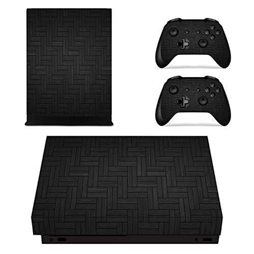 Game Kingdom Hearts 3 Faceplates Skin Console & Controller Decal Stickers for Xbox One X Console + Controller Skin ()