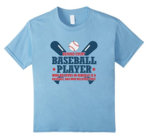 Baseball Dad T-shirt - 1