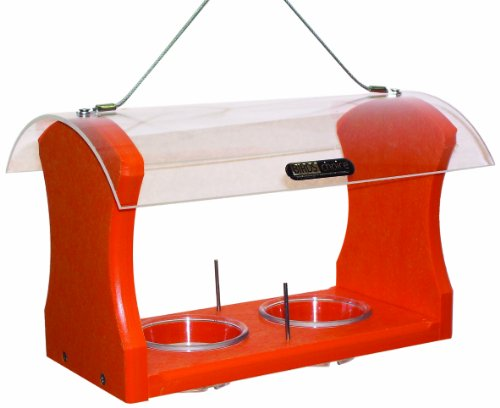 Poly-Recycled Oriole Feeder SNOF Birds Choice Feeder