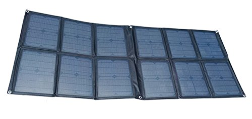 GGX ENERGY 120W Solar Battery 12V Charger for Car 4X4 4WD...
