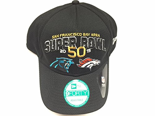 Super Bowl 50 New Era Adjustable Men's - 50 Fashion Era