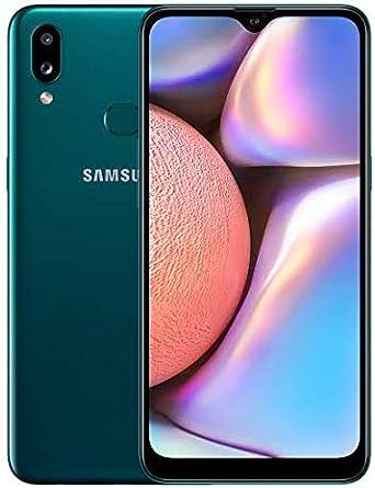 Samsung Galaxy A10s SM-A107F/DS Dual-SIM 2GB RAM 32GB ROM Unlocked - Green