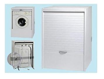 Base para lavadora Mueble para máquina de resina: Amazon.es ...