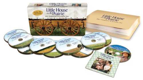 Little House on the Prairie: The Complete Nine-Season Set (Complete Series + Pilot Episode) by LionsGate
