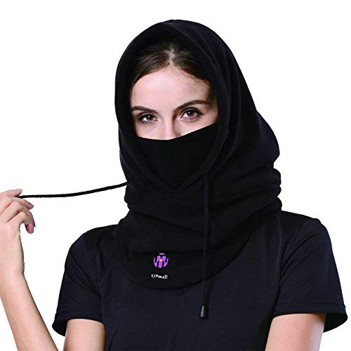 UPMALL Tactical Balaclava Full Face Mask Fleece...