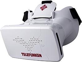Lentes VR Realidad Virtual y Realidad Aumentada Telefunken TLF-VRG3