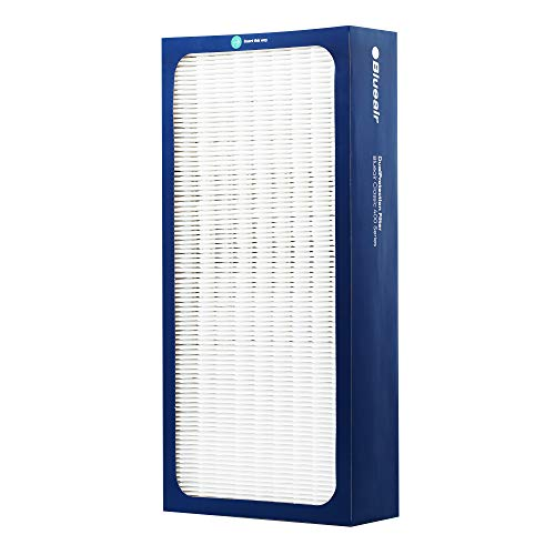- Blueair 400 DP Air Purifier Filter Replacement, White